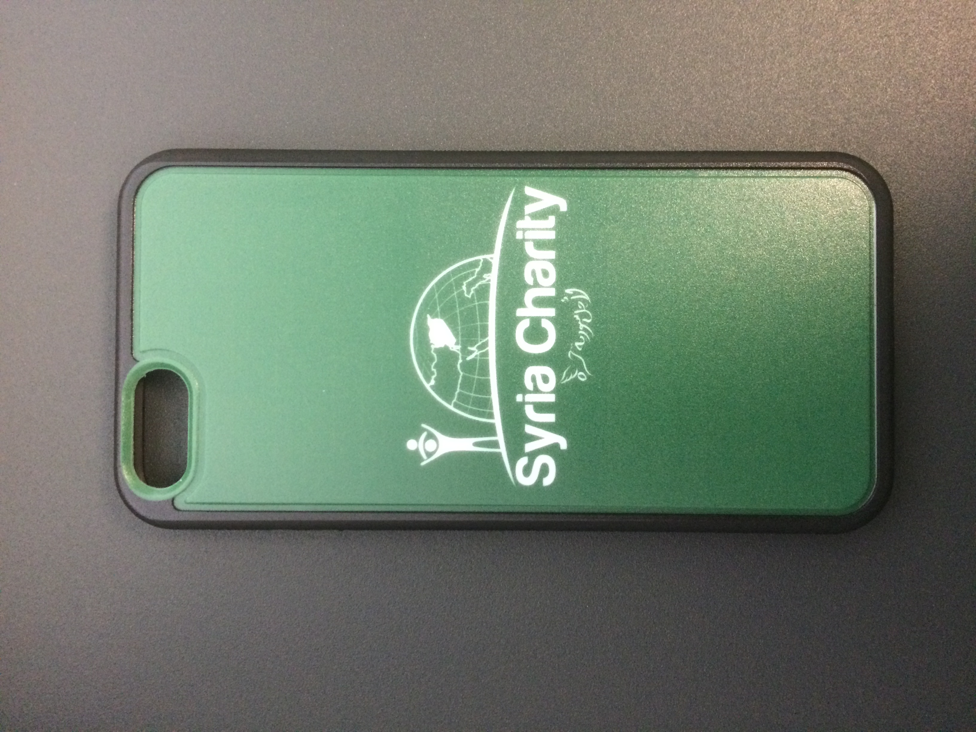 COQUE IPHONE 6S Vert