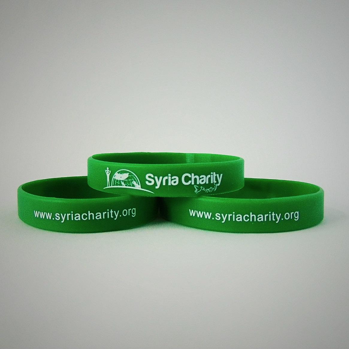 Bracelet Syria Charity